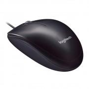 Mouse Logitech M90 Preto - 910-004053