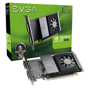 Placa de Vídeo Evga Geforce GT 1030 SC 2GB GDDR5 64Bits PCI-E 3.0+2DVI-D 02G-P4-6338-KR