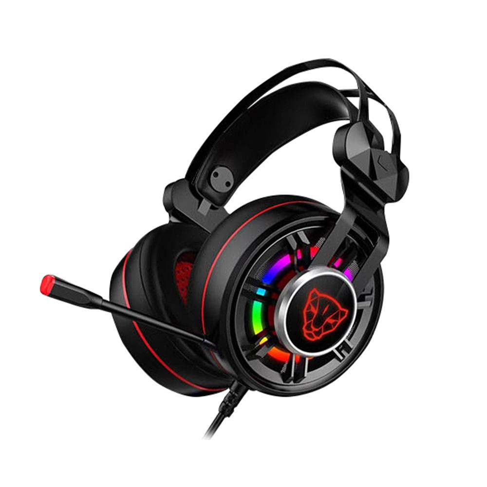 Headset Gamer Motospeed G919, RGB, 7.1, Drivers 50mm - FMSHS0002PTO