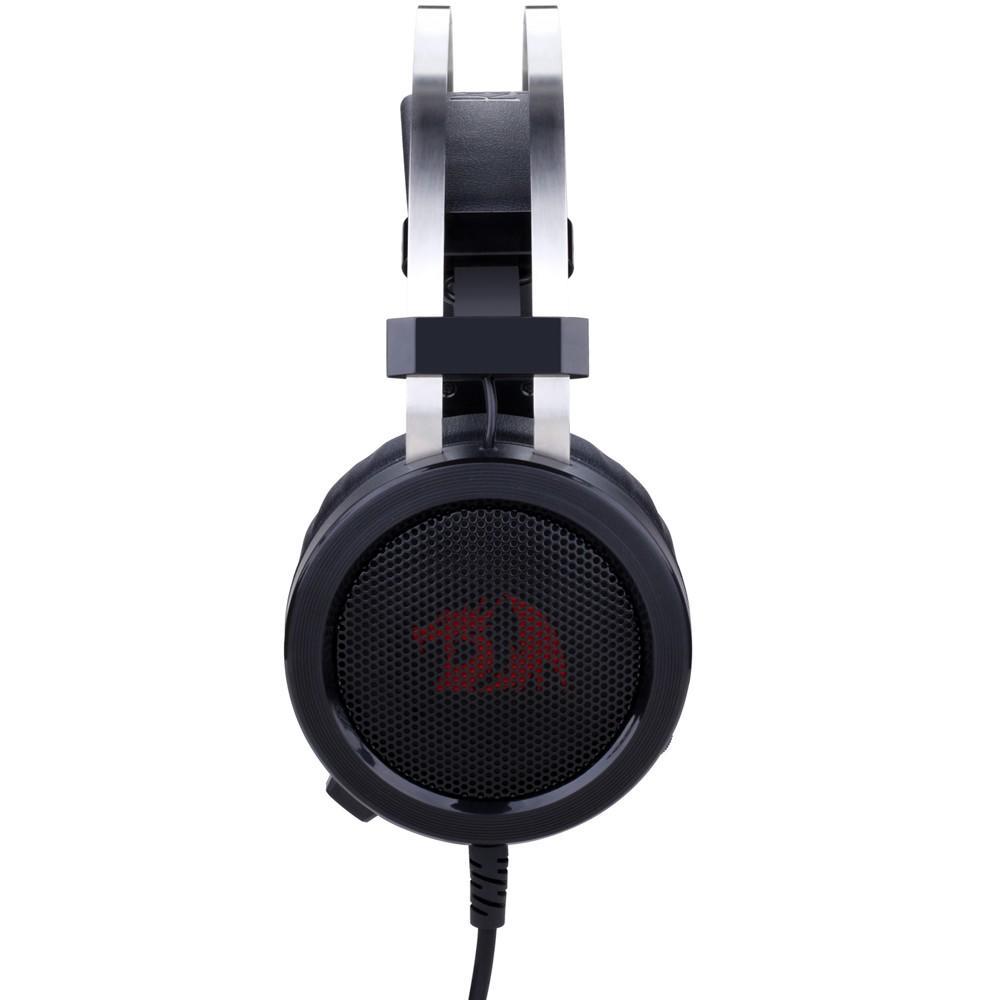 Headset Gamer Redragon Scylla, Preto - H901
