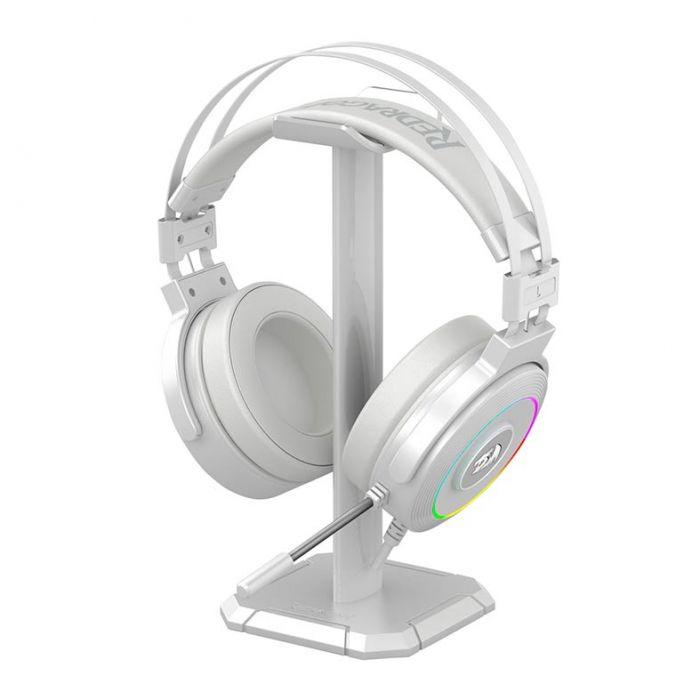 Headset Gamer Redragon Lamia 2 RGB H320W-RGB - Branco
