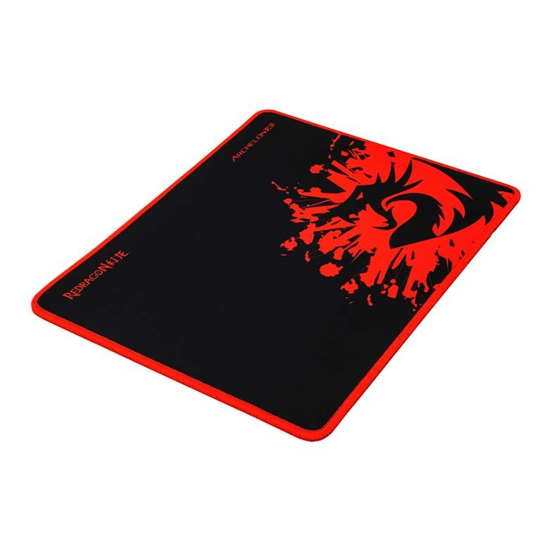 Kit Gamer Redragon - Teclado Harpe RGB + Headset Scylla + Mouse Centrophorus + Mousepad Archelon S112
