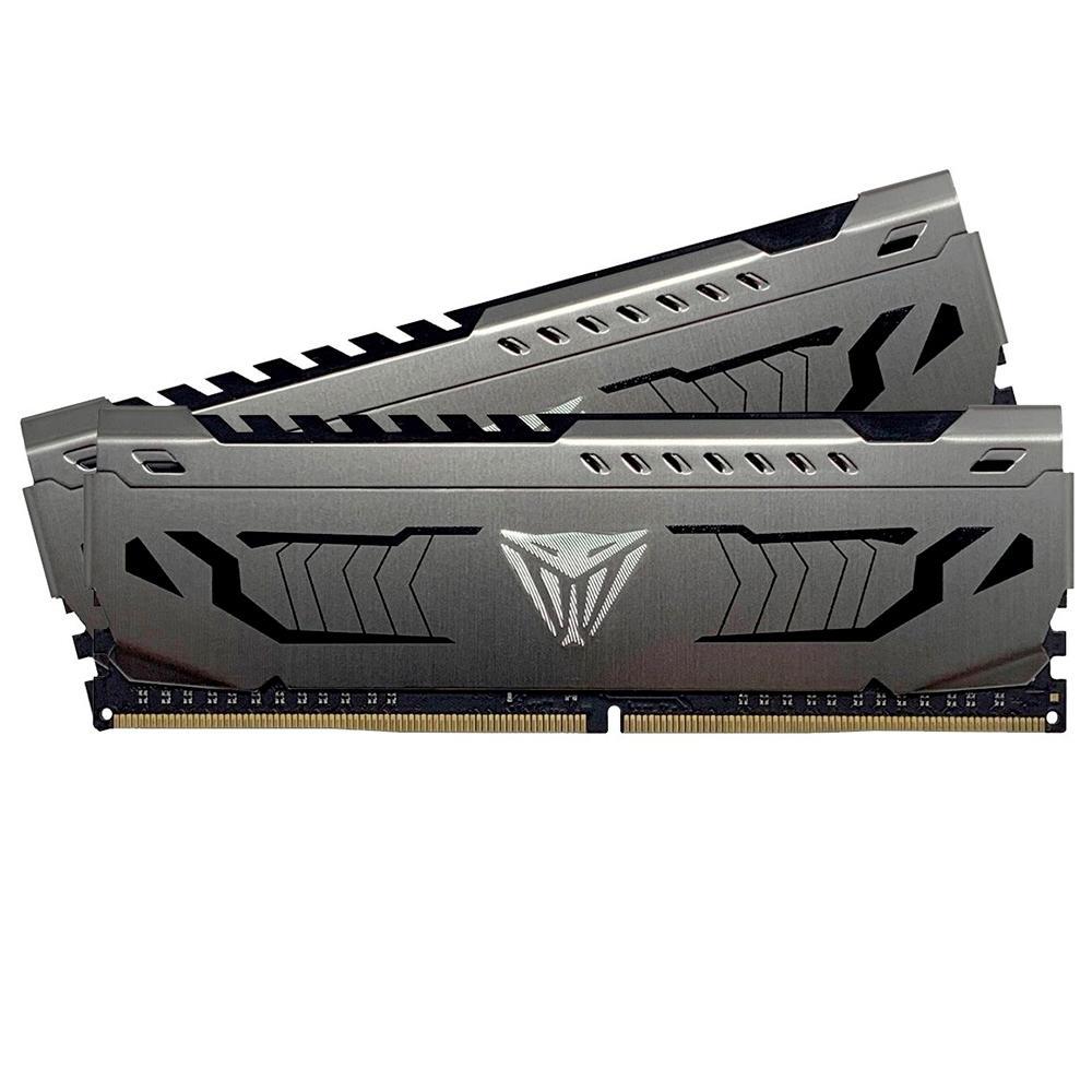 Memória Patriot Viper Steel 8GB DDR4 3200MHZ 1.2V - DESKTOP - PVS48G320C6