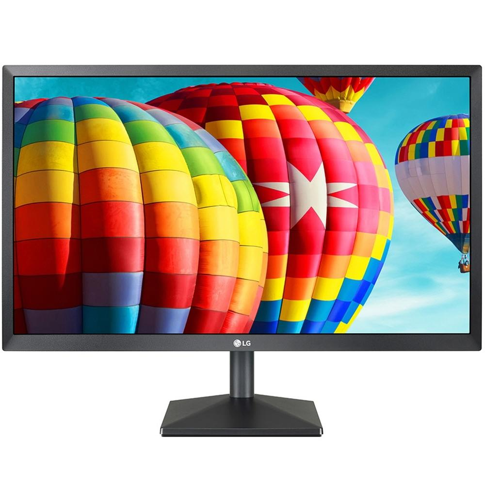 Monitor LG LED 23.8´ (HDMI, VGA, HP Out, VESA, Ajuste de Inclinação, FreeSync, 1920x1080 Full HD, IPS) 24MK430H