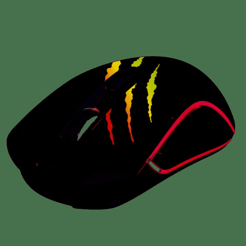 Mouse Gamer Marvo Scorpion M425G Rgb 3200 DPI