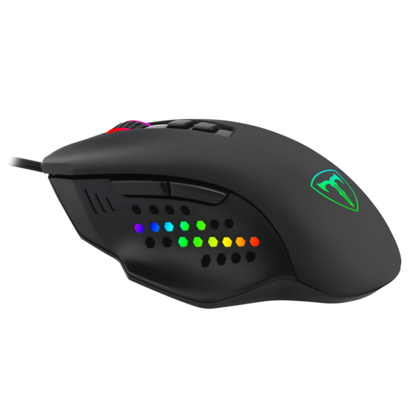 Mouse Gamer T-Dagger Captain RGB, T-TGM302