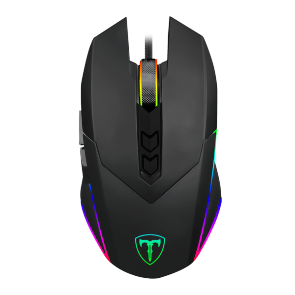 Mouse Gamer T-Dagger Lieutenant, RGB, 7 Botões, 8000DPI - T-TGM301