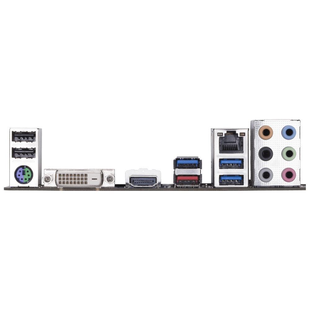 Placa Mãe Gigabyte B360M Aorus Gaming 3 (1151/ DDR4//HDMI/DVI/USB 3.0/M.2/Optane)