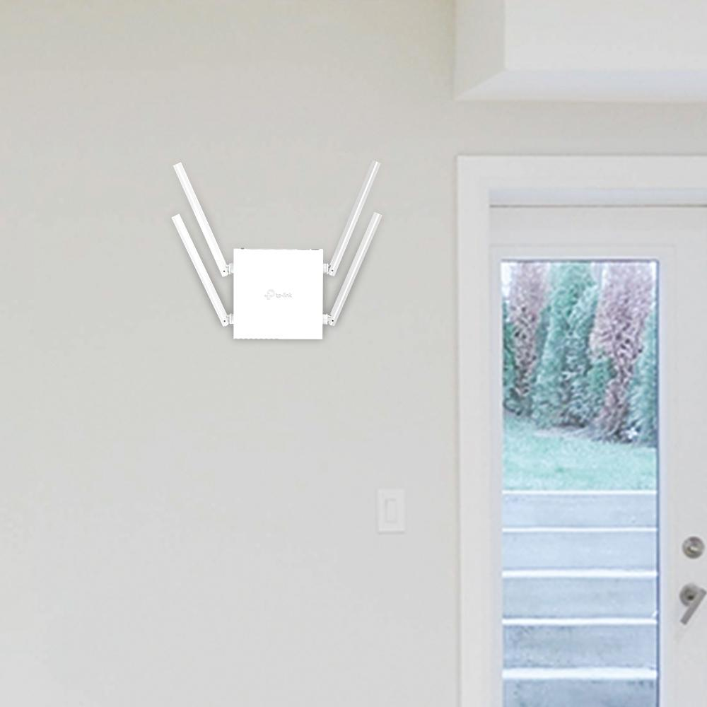 Roteador Wi-fi TP-Link AC750 Dual Band, 433 Mbps, 4 antenas - Archer C21