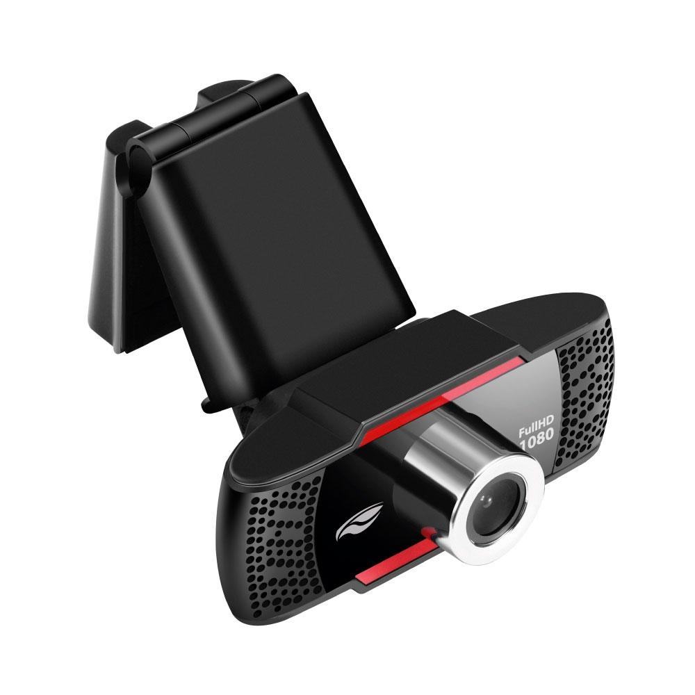 Webcam C3Tech WB-100BK FULL HD 1080P