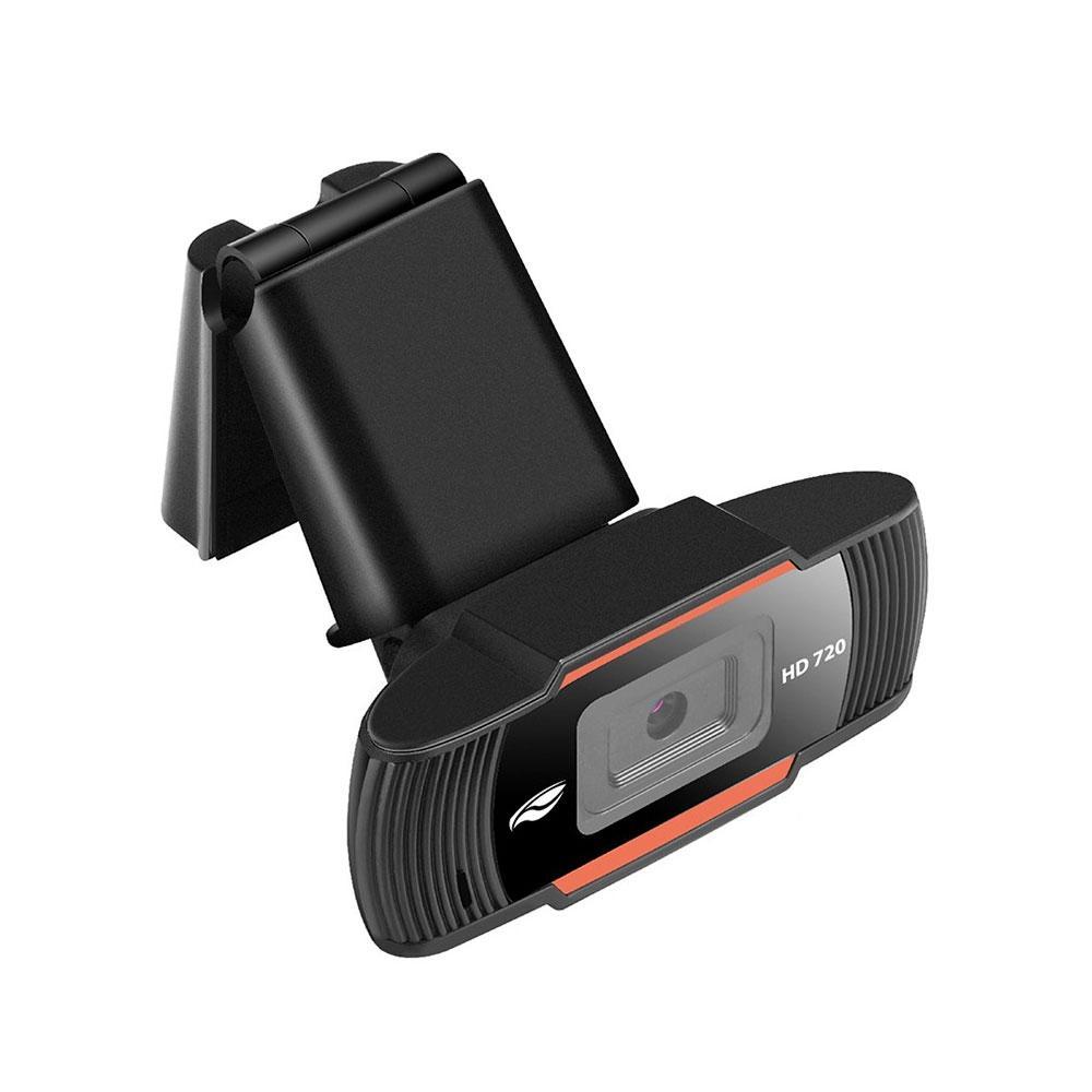 Webcam C3Tech WB-70BK HD 720P