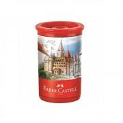 Apontador  Faber Castell Com Deposito Susbstituivel