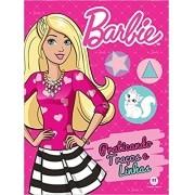 Barbie - Praticando traços e linhas