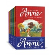 COLECAO ANNE 8 VOLUMES