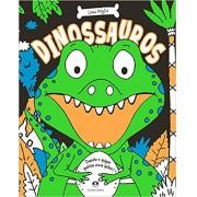 Dinossauros: Desenhe e Apague Quantas Vezes Quiser!