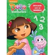 Dora, a Aventureira - Brincando com os números