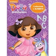 Dora, a Aventureira - Conhecendo o alfabeto