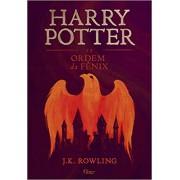 Harry Potter e a ordem da fênix - Capa dura