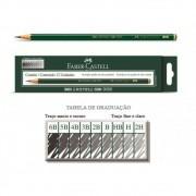 Lápis Regente 9000 Faber-castell - UNIDADE