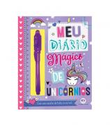 Meu diário mágico de unicórnios