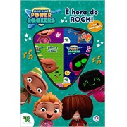 Mini Beat Power Rockers - É Hora do Rock! Autor: