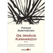 OS IRMAOS KARAMAZOV -  2 VOLUMES