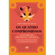 OS QUATRO COMPROMISSOS - NOVA CAPA#VJ