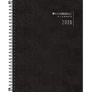 Planner Espiral Cambridge 2021