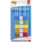 Post-it Flags 5 cores Sortidas 3M
