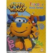 Super Wings - Traços e rotas aéreas
