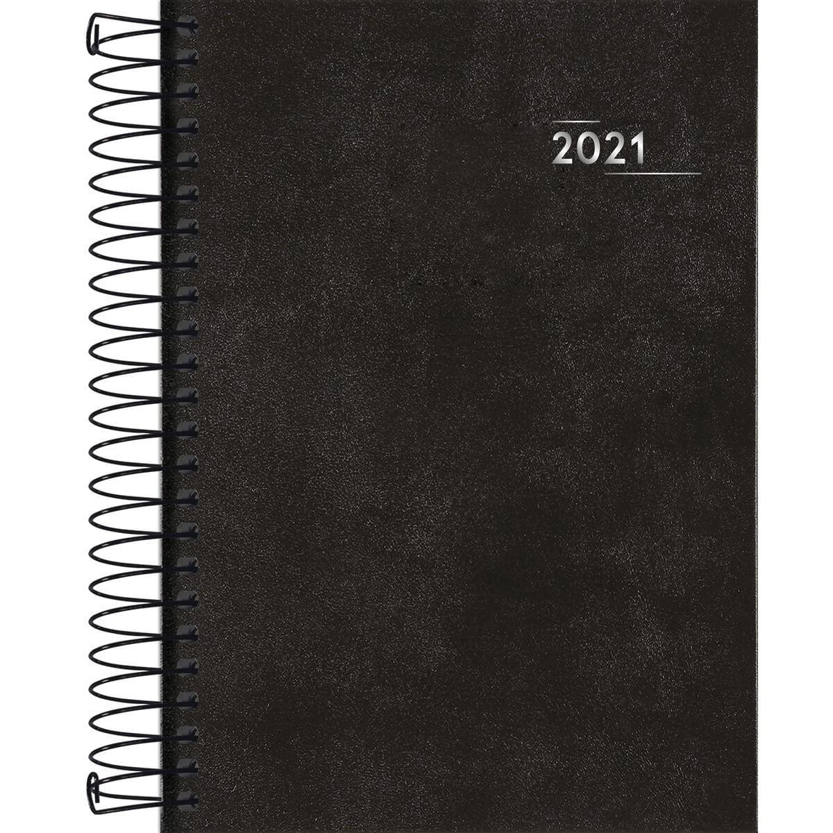Agenda Executiva Espiral Diária Napoli 2021