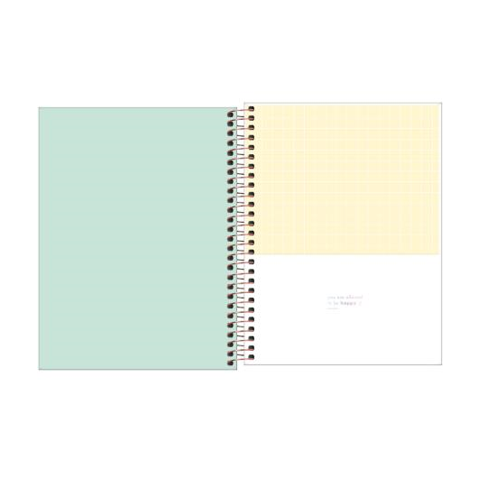 CADERNO COLEGIAL CD TILIBRA 10X1 HAPPY VDE 3070