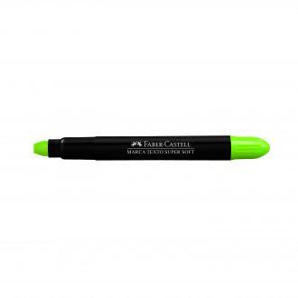 Caneta Marca Texto Faber-Castell Super Soft Verde