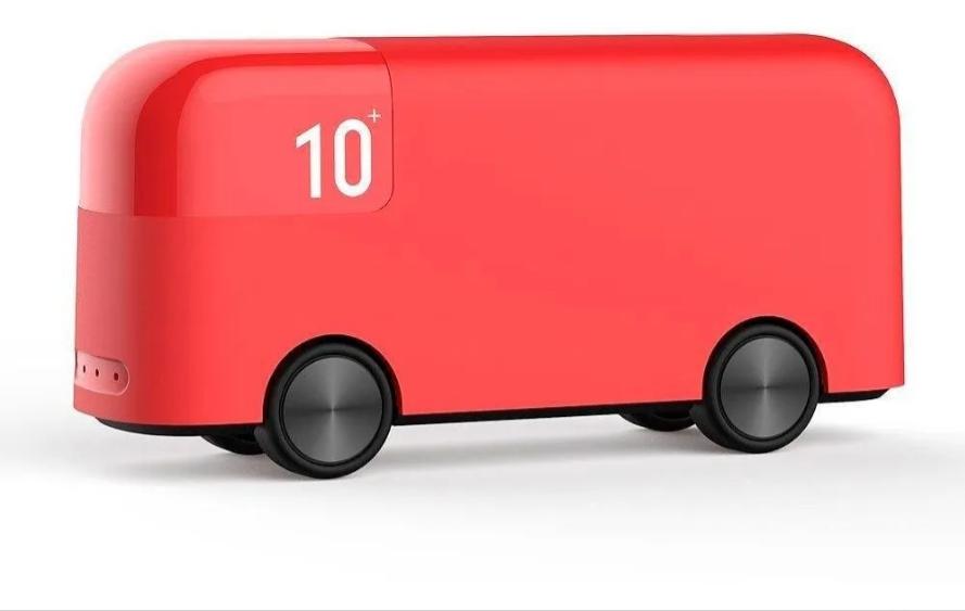 Carregador Portátil Ônibus De Londres Vermelho - Powerbank 10000mah - Up4you