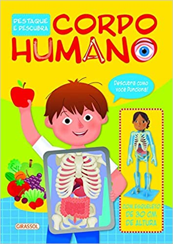 Destaque e Descubra: Corpo Humano: 01