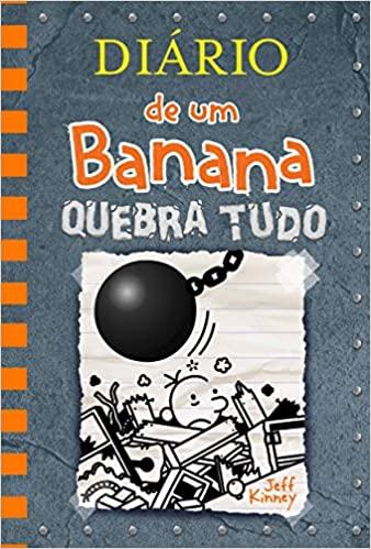 Diário de um Banana V.14: Quebra Tudo
