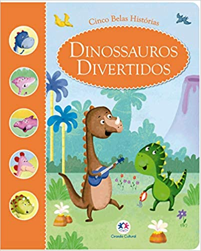 Dinossauros divertidos