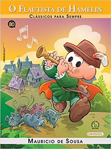 O Flautista de Hamelin - Volume 9