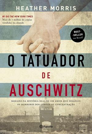 O TATUADOR DE AUSCHWITZ#VJ