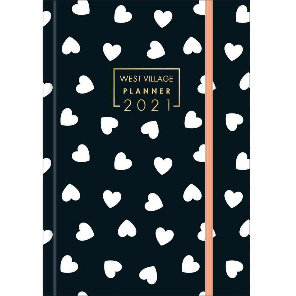 Planner Costurado West Village 2021
