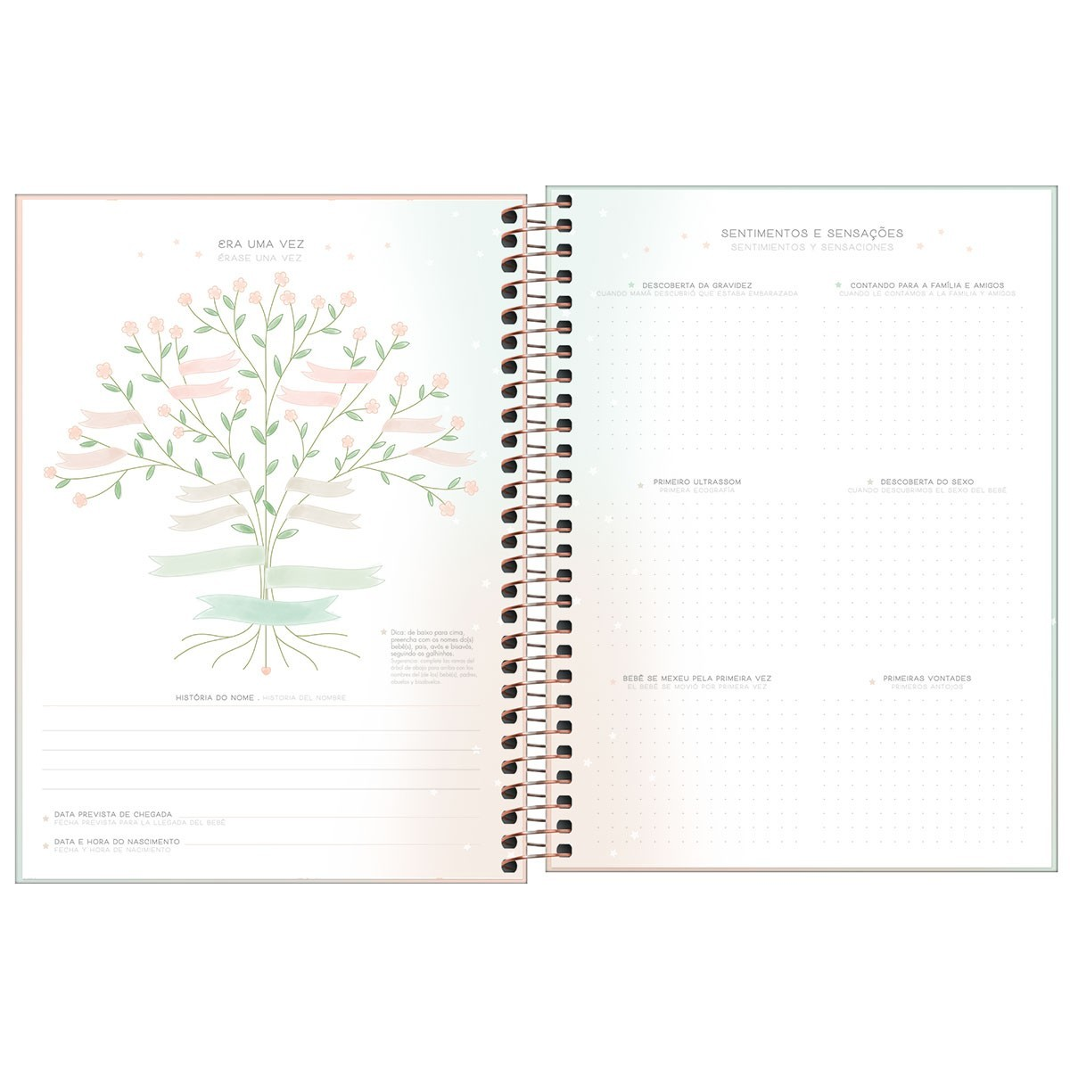 Planner Espiral Mommy Permanente