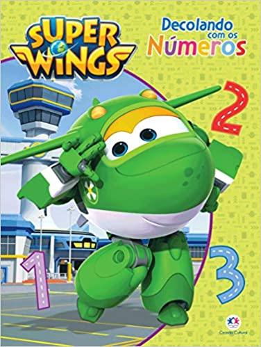 Super Wings - Decolando com os números