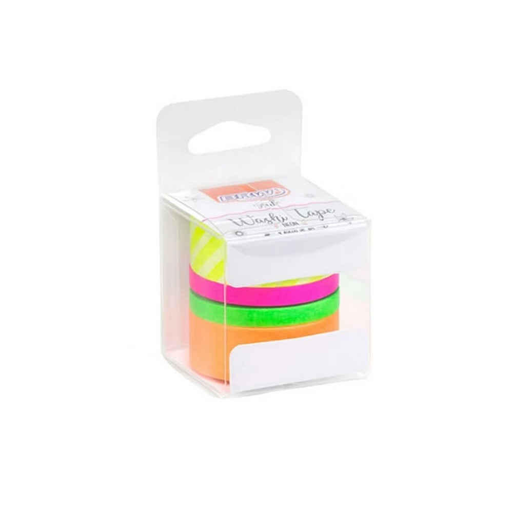 Washi Tapes – Neon