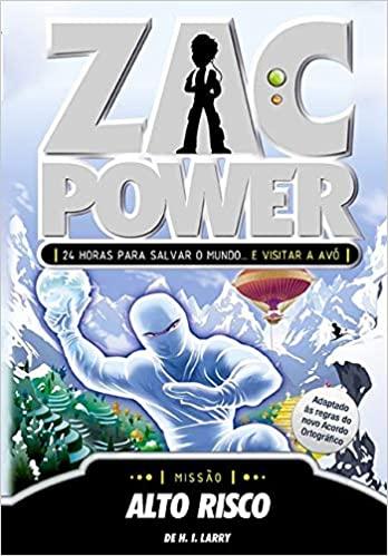 Zac Power 11 - Alto Risco