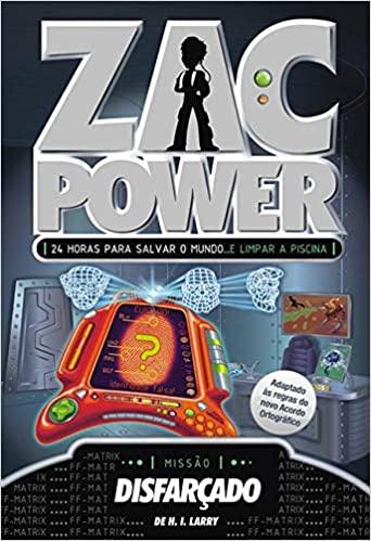 Zac Power 12 - Disfarçado