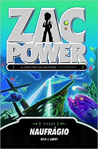 Zac Power 20 - Naufrágio