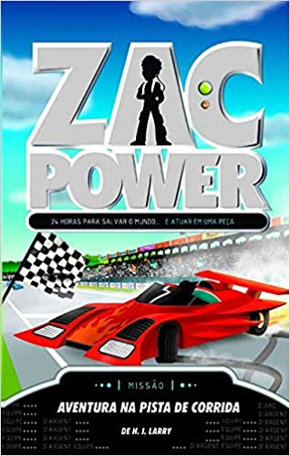 Zac Power 21 - Aventura Na Pista De Corrida