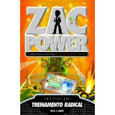 Zac Power - 24 Horas Para Salvar O Mundo E Fazer Uma Prova De Matemática