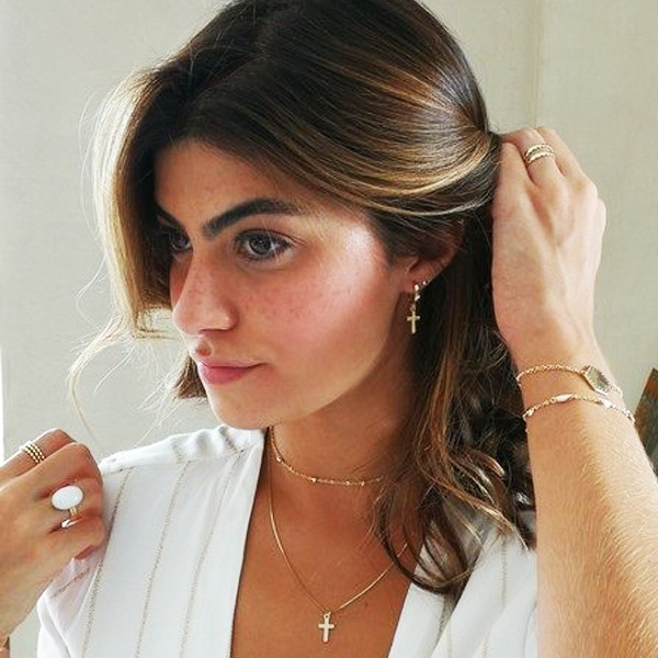 Argola Camila