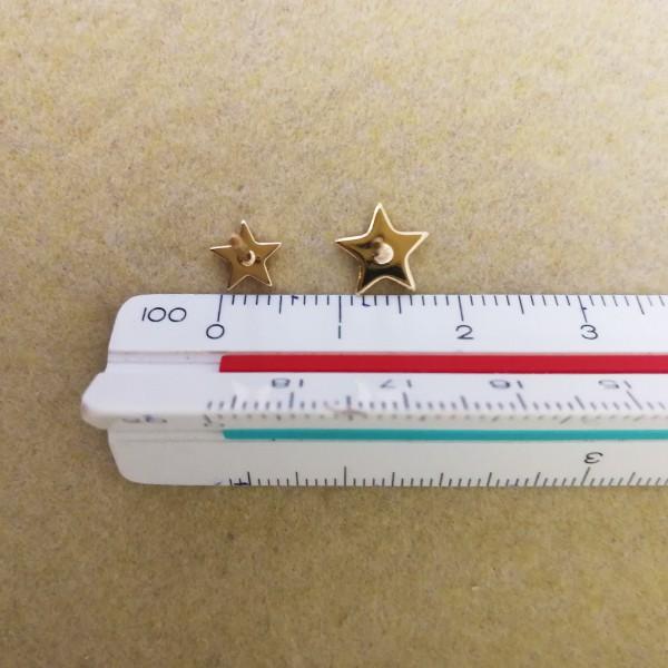 Brinco mini estrela